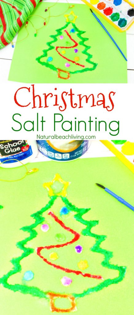 Christmas Art Crafts For Kids