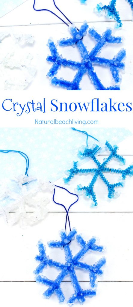 borax crystal diagram power antenna wiring snowflake ornaments science for kids natural beach living make the best crystals winter experiments