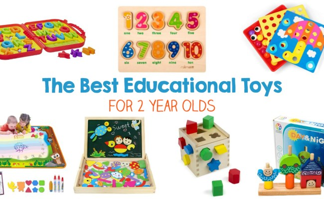 32 Educational Toys For 2 Year Olds Natural Beach Living