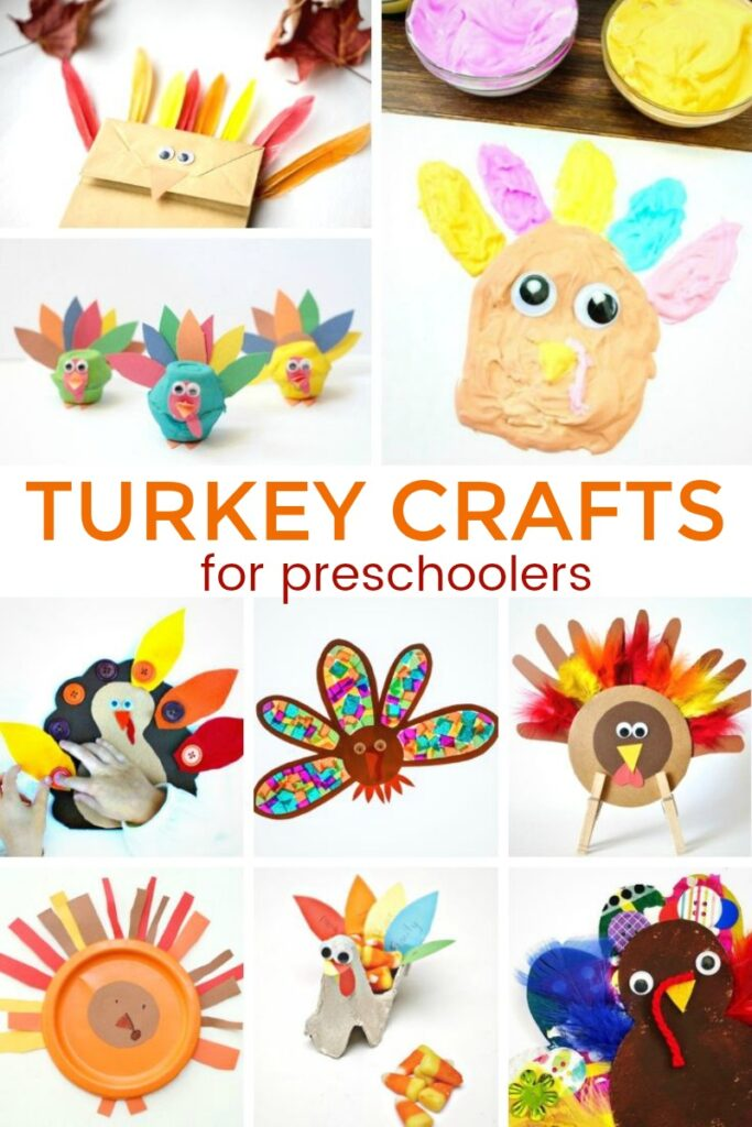 Turkey crafts include making your own turkey costume and a turkey game. 23 Turkey Crafts For Kids Fun Fall Theme Art And Craft Ideas Natural Beach Living