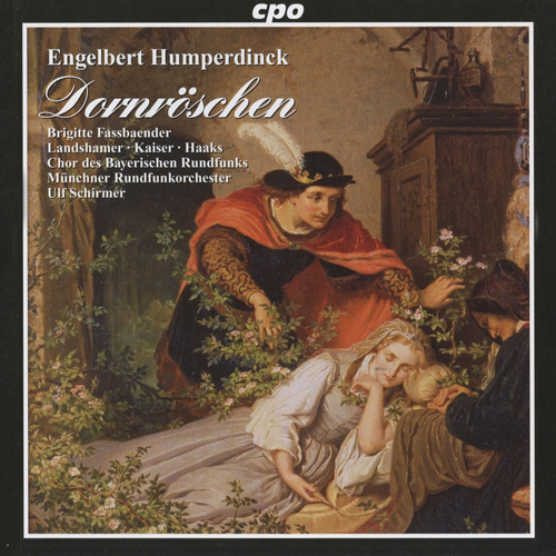 Album cover for Dornroeschen