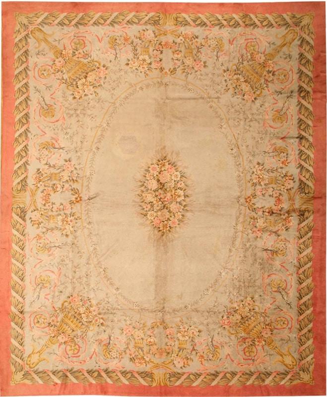 tapis antiques savonnerie tapis