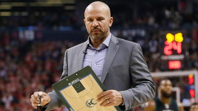 Milwaukee Bucks fire coach Jason Kidd | NBA.com