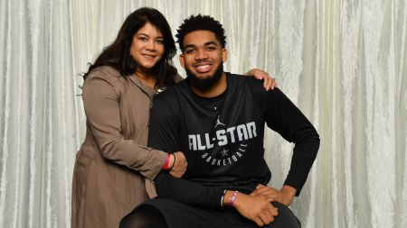 NBA Star Karl-Anthony Towns Reveals he's Lost Seven of his Family Members to Coronavirus Plague Including his Mother who Died After 19 Days in a Medically-induced Coma