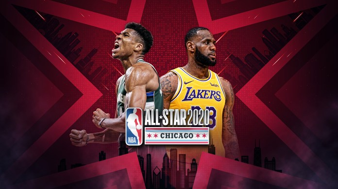 Image result for nba allstar 2020 participants""