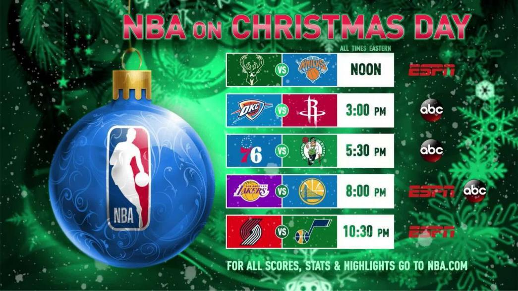 christmas day nba preview