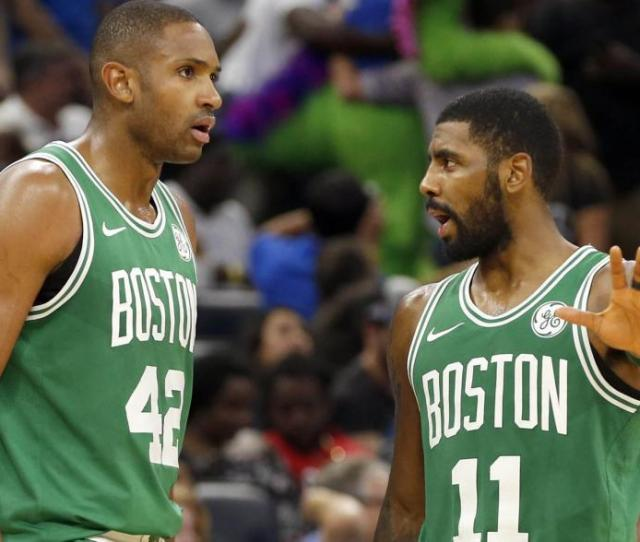 Boston Celtics Kyrie Irving Out Al Horford Questionable Chicago Bulls Lauri Markkanen Out Nba Com