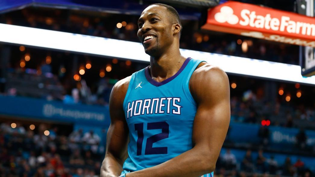 Dwight Howard Continues To Impress With Charlotte Hornets