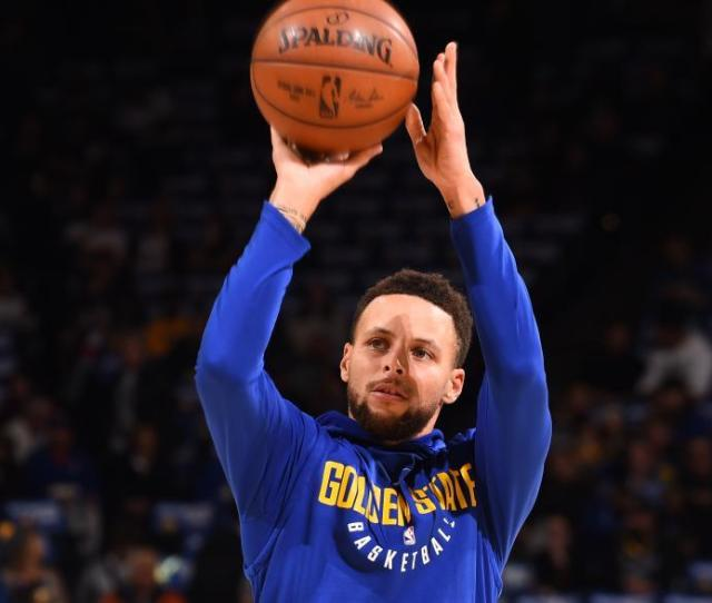 Reports Golden State Warriors Star Stephen Curry Two To Three Practices Away From Return Nba Com