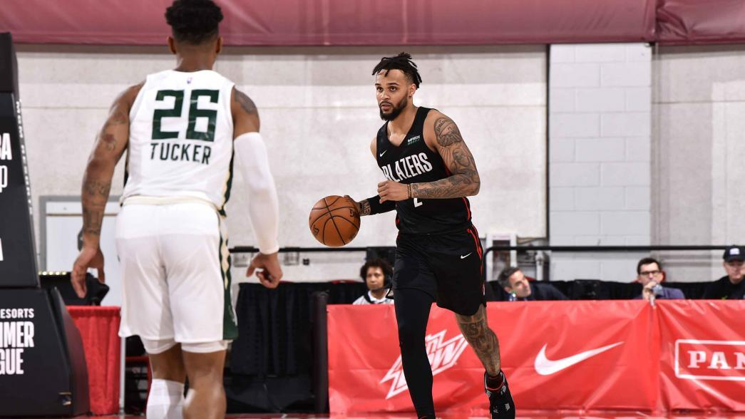 Game Recap: Trail Blazers 99, Bucks 84 gary trent vs bucks