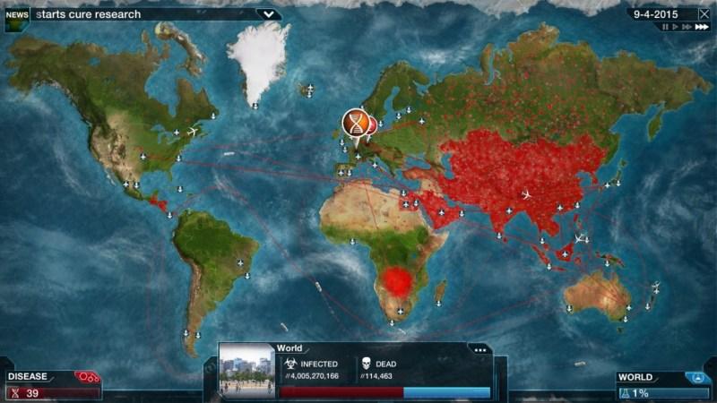 Resultado de imagen de plague inc