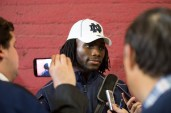 Jaylon Smith. Kevin Song | The Observer.
