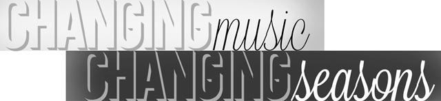 Changing Music WEB