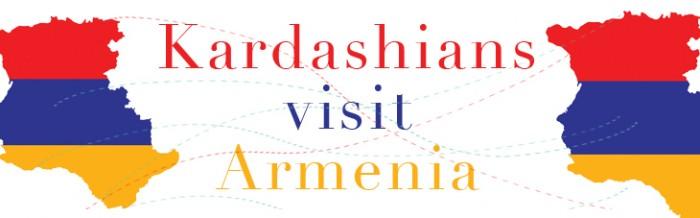 Kardashians visit Armenia