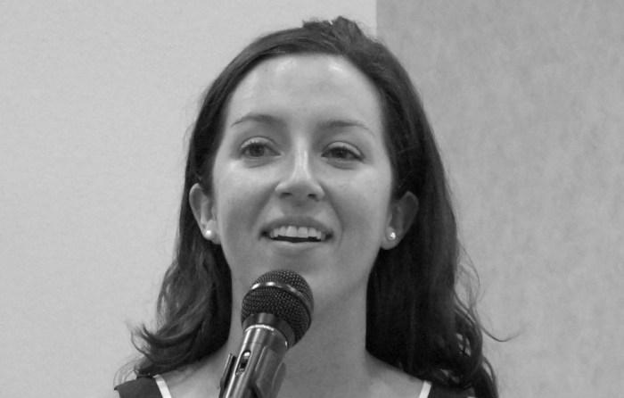 20150831, 20150831, Caitlyn Jordan, Milk and Honey Book Meeting, SMC Rice Commons