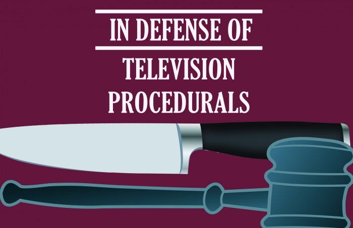 in defense of television procedurals