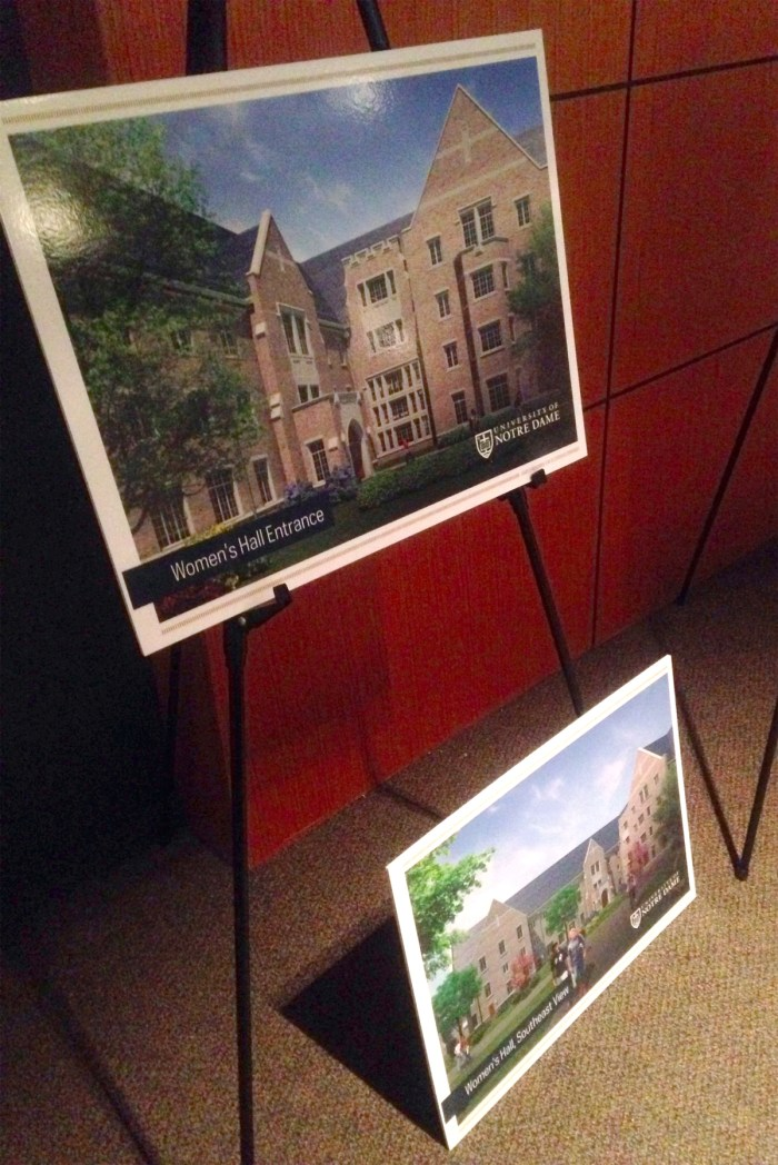 The Office of Student Affairs showcases pictures of what two new residential halls opening in the fall of 2016 will look like.
