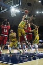 20160213, 20160213, Caitlyn Jordan, Men's Basketball, ND vs Louisville, Purcell Pavilion-5