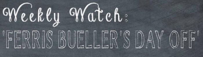 Weekly Watch WEB 1