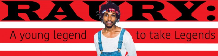 Raury - A Young Legend to Take Legends WEB