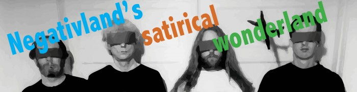 Negativland's Satirical Wonderland WEB