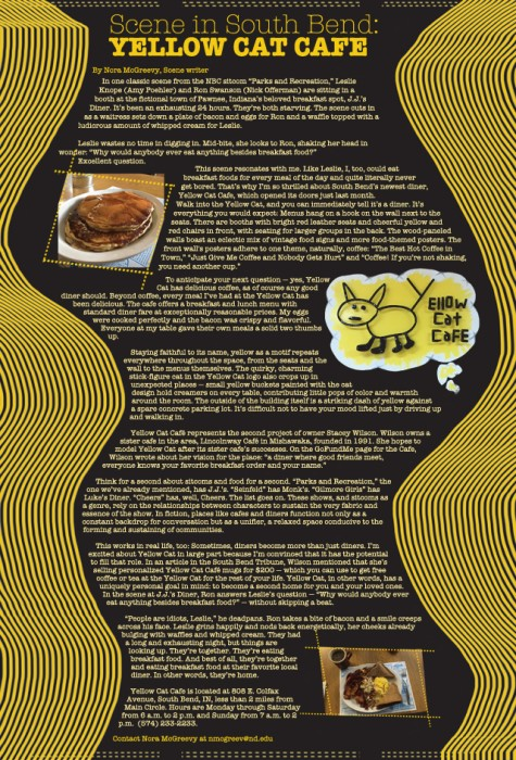 yellow cat web pg