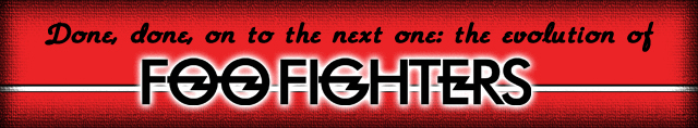 foo fighters web banner