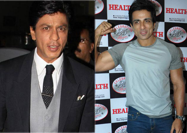 What makes Shah Rukh Khan jealous of Sonu Sood?