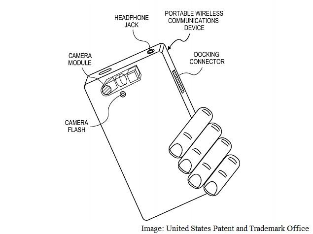 Apple Patent Tips 3-Sensor Camera, True Zoom Lens on Next