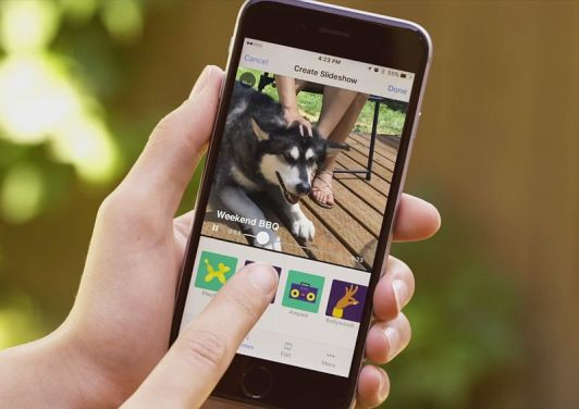 Facebook Slideshow Feature Slowly Rolling Out to Android App
