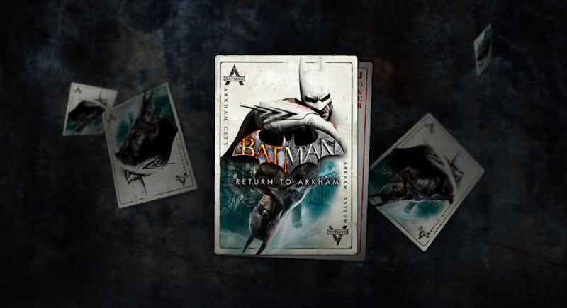 PS4 And Xbox One Exclusive Batman Return To Arkham