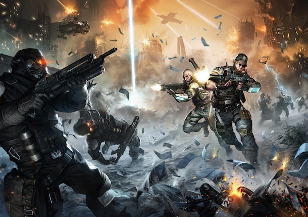 Killzone 4 Shadow Fall Wallpaper The Best Playstation Vita Games March 2015 Ndtv