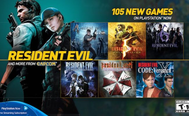 Sony Adds 105 Games To Netflix Like Ps Now Game Streaming