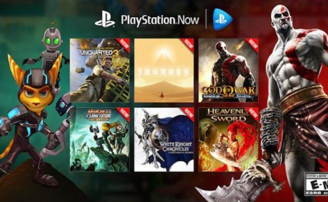 Playstation Europe Leak Reveals Playstation Now For Pc