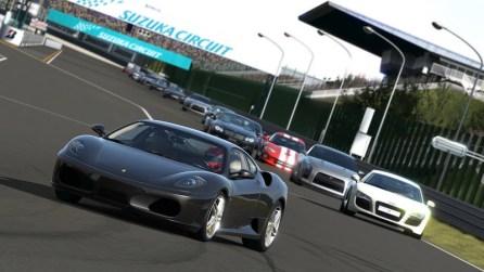 PS4-Exclusive Gran Turismo Sport Delayed