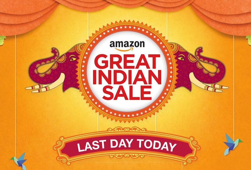 Amazon Great Indian Sale Last Day What To Expect