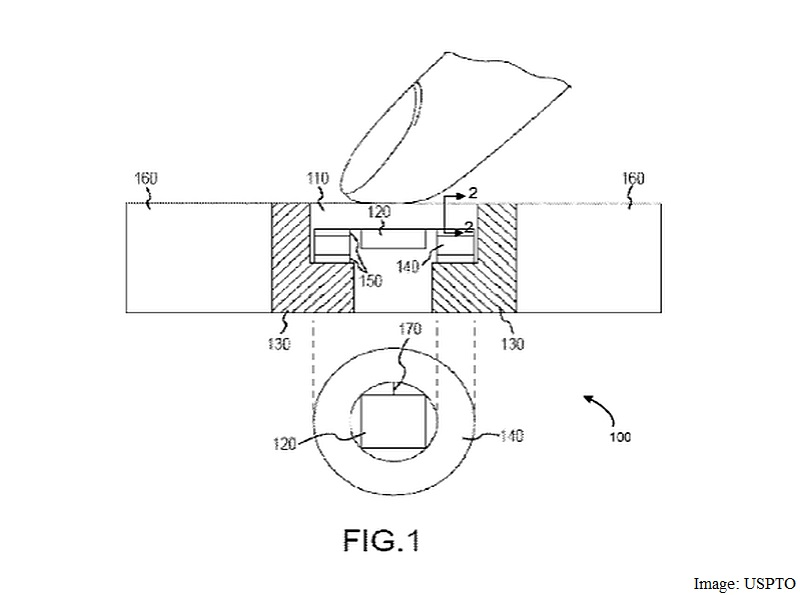 Apple Patent Tips iPhone Home Button With Trackpad