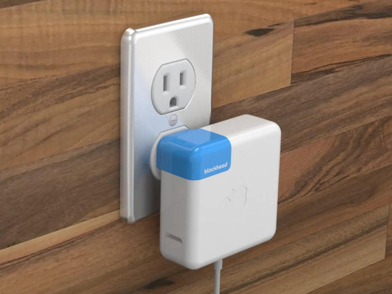 Plug Your MacBook Charger Sideways With This Ingenious Plug