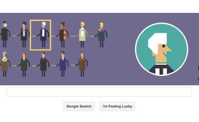 Doctor Who Doodle May Be Google S Best Yet Technology News