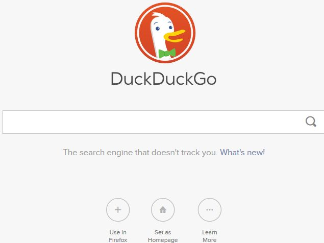 DuckDuckGo Search Engine Updated With Instant Answers and