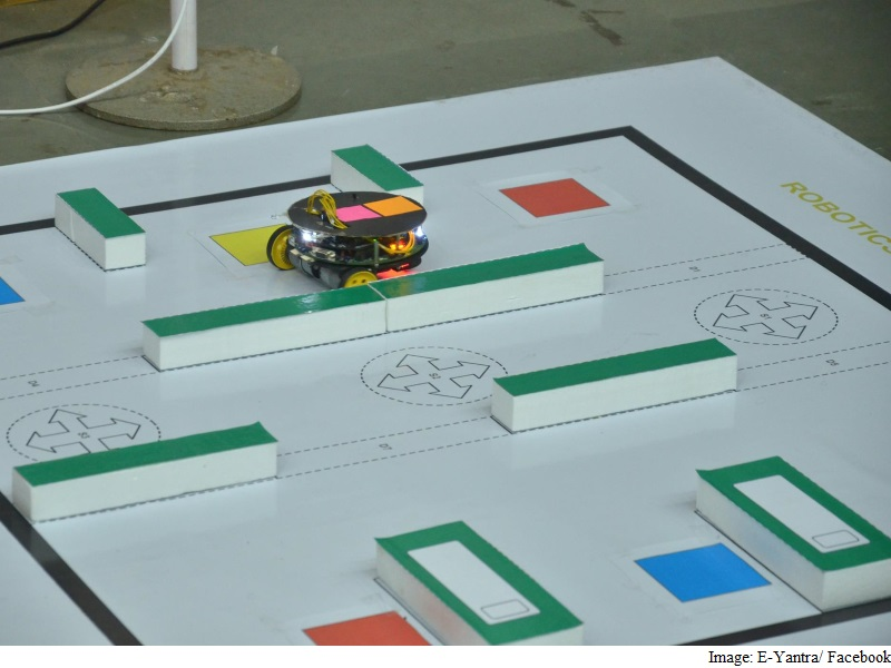 IIT Bombay to Host eYantra Robotics Competition
