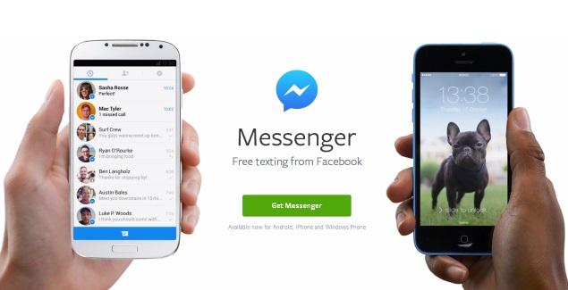 Facebook Messenger App Made Mandatory For Chatting On