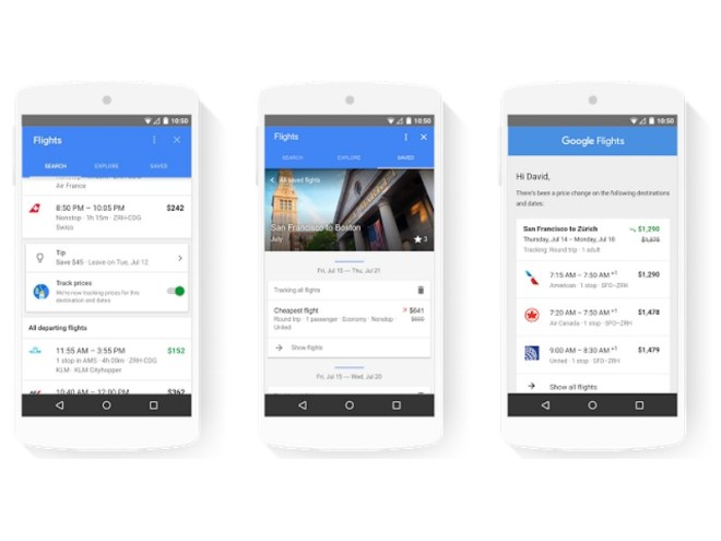 Google Search Update Makes Finding Flight, Hotel Deals Easier