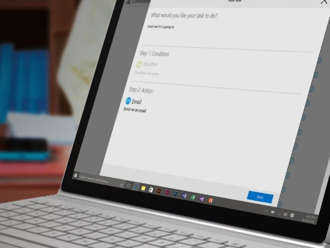 Microsoft Launches New IFTTT Competitor With Support for Voice Commands