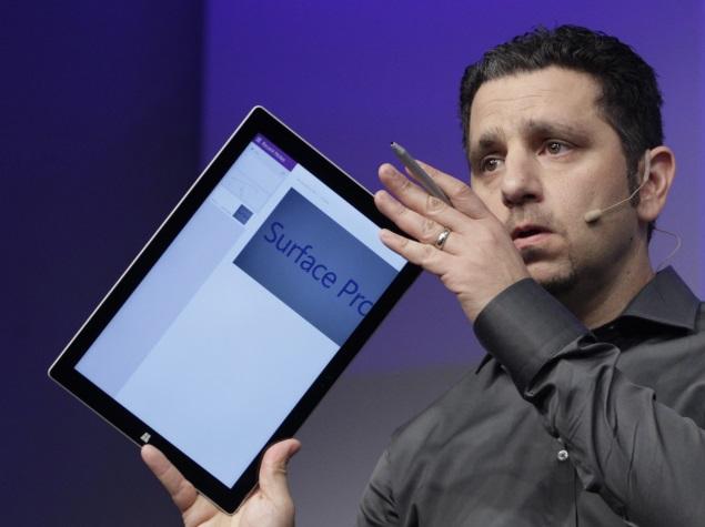 Microsoft Surface Pro 3 First Impressions Ndtv