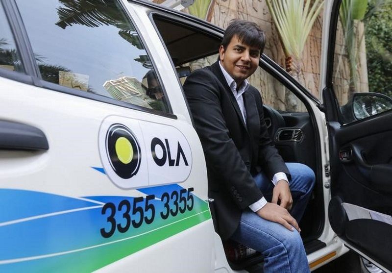 Ola Looks to 'Micro' Offering to Take on Uber in India