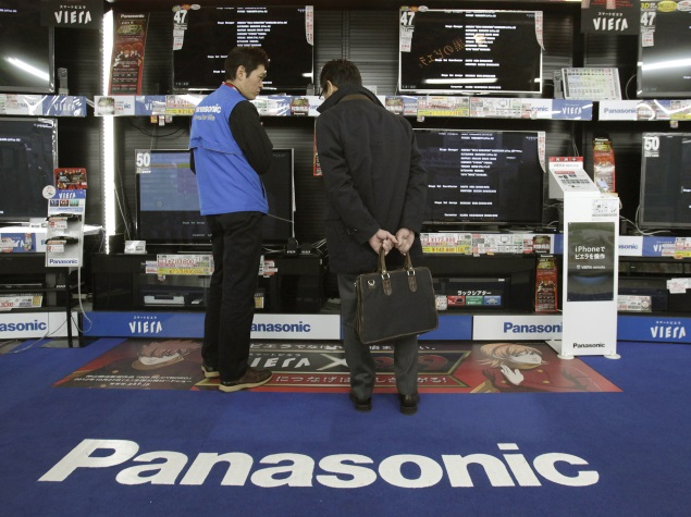 Panasonic to Sell Online in India Directly Through Its Own 'E-Store'   Technology News