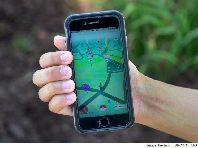Pokemon Politics as Israelis, Palestinians Get in on the App