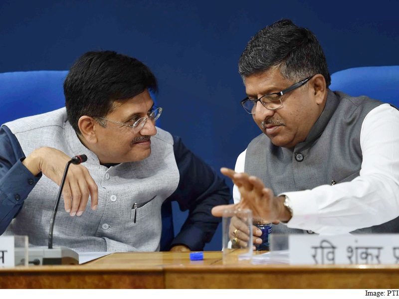 Right to access Internet non-negotiable: Ravi Shankar Prasad