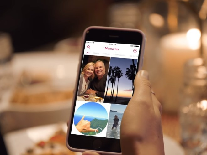 Snapchat Memories Will Let You Save Photos, Videos